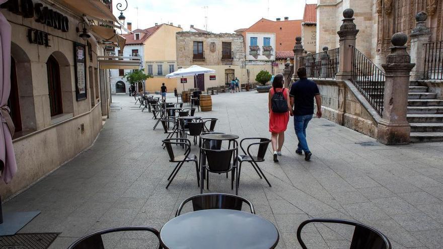 Burgos y Aranda de Duero, bajo confinamiento perimetral