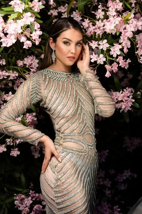 Marta González, segunda dama en Miss World Spain