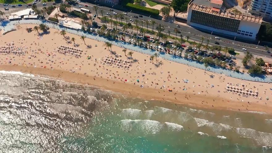 Inteligencia Artificial para gestionar las playas de Alicante este verano
