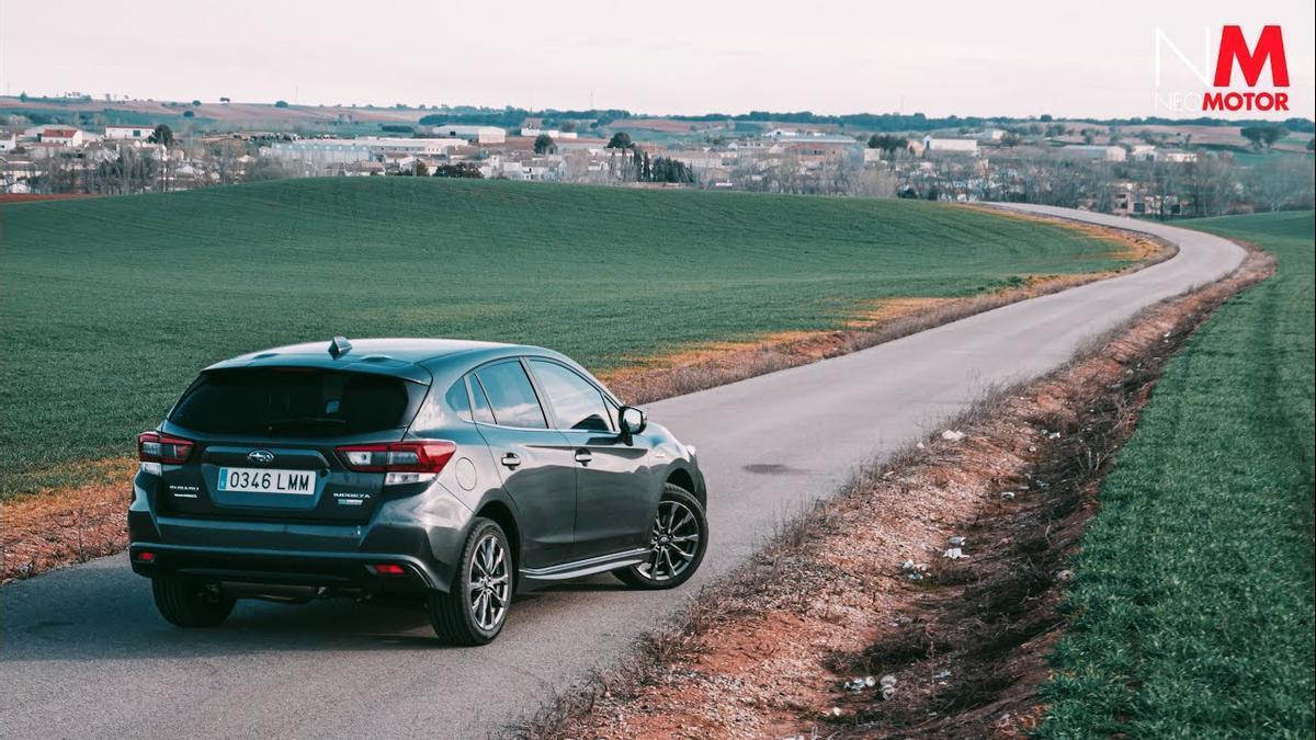 Vídeo: Prueba del Subaru Impreza Eco Hybrid