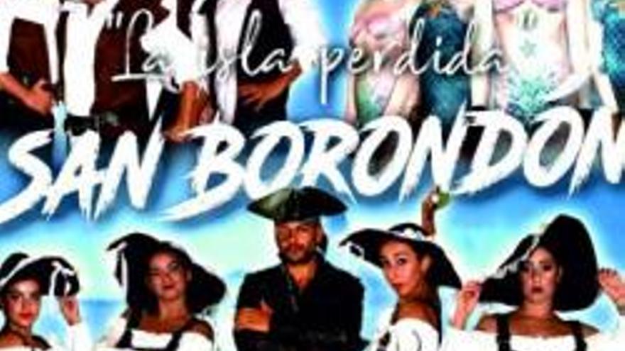 La isla perdida San Borondón