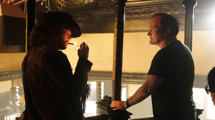 Tarantino vuelve al Hollywood de 1969 en su debut como novelista