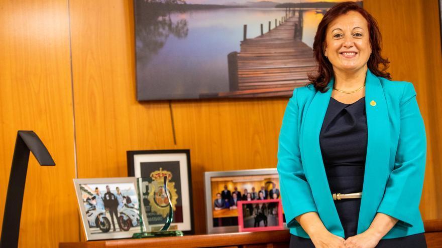 Angélica Gómez seguirá al frente del Colegio de Ingenieros Técnicos Industriales