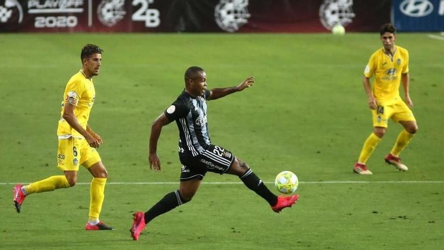 El Atlético Baleares incorpora al delantero Vinicius Tanque