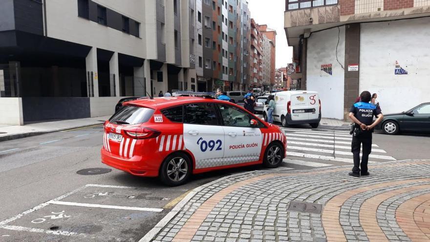 Detenida una pareja en Gijón por agresión mutua y con orden de alejamiento