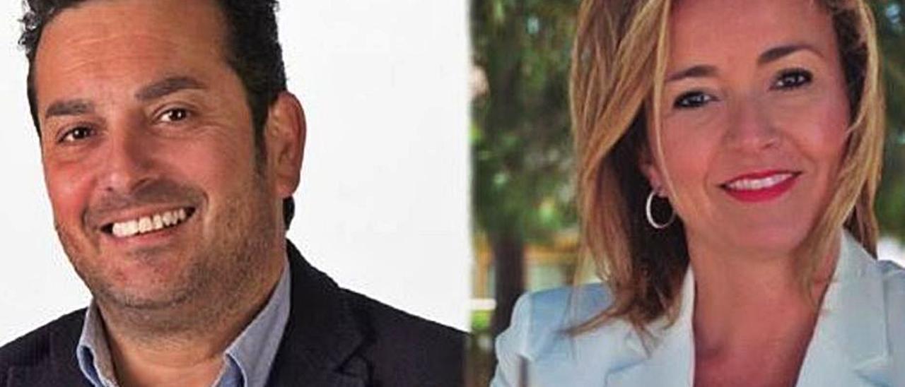 Los alcaldes socialistas de El Verger y Els Poblets. | LEVANTE-EMV