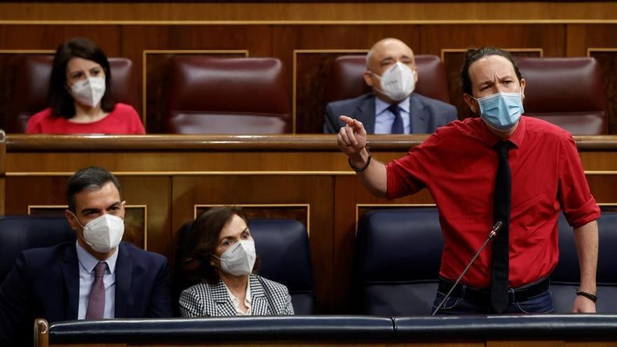 Iglesias dejará su escaño antes de que arranque la campaña electoral en Madrid