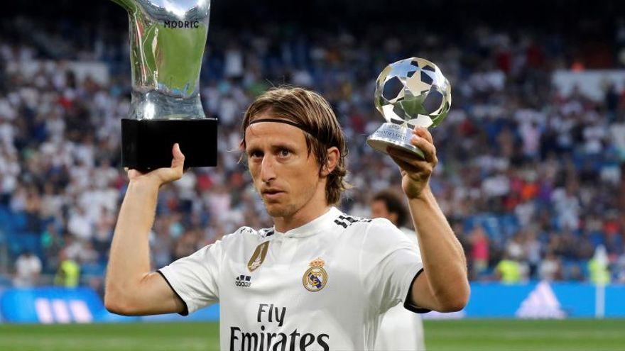 Luka Modric, de pastor y niño de la guerra a conquistar el mundo del fútbol