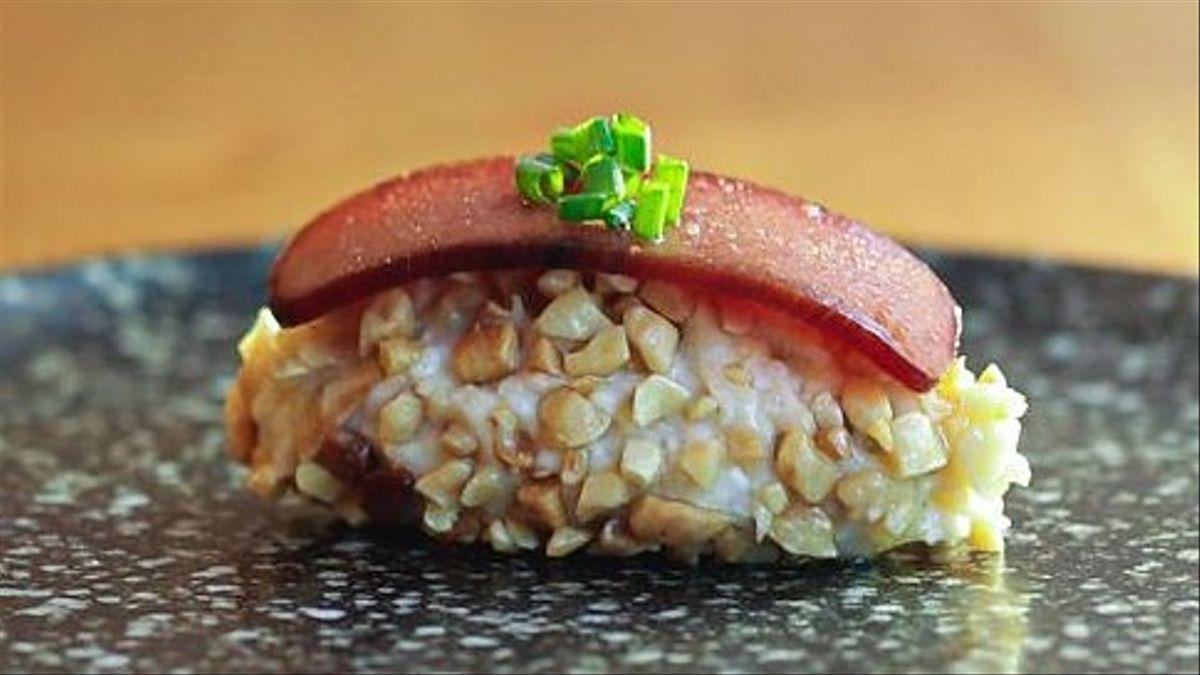 Receta de ensaladilla rusa de Miquel Pardo, del restaurante Cruix.
