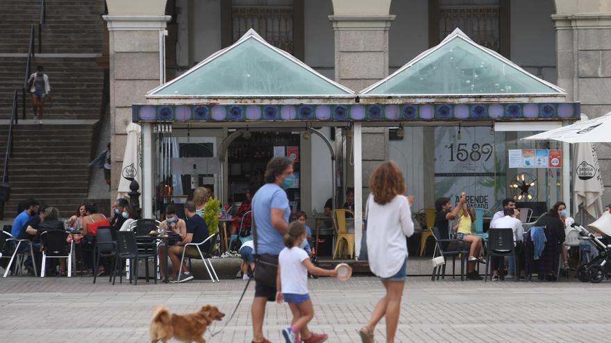 Galicia ya es la comunidad con la menor tasa de incidencia de COVID de todo el país