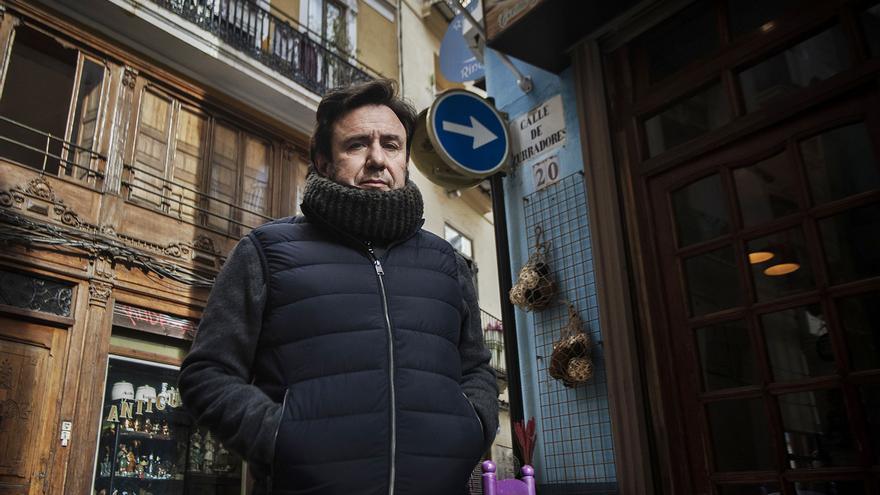 "Rafa Lahuerta: ""No soc escriptor, soc un botiguer"""