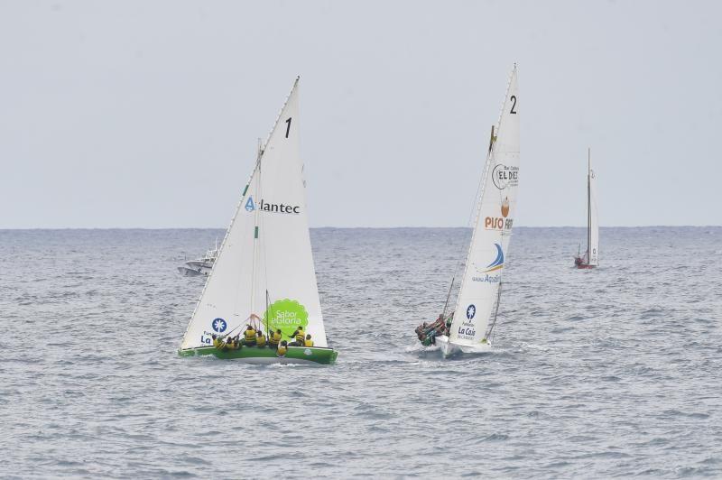 Vela Latina: tercera jornada del Campeonato Aguas de Teror