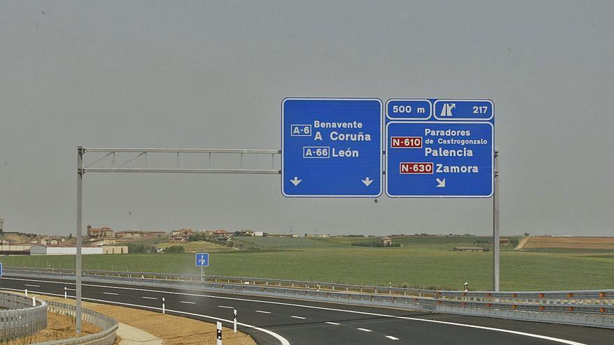La recogida de firmas virtual contra el peaje en las autovías de Zamora se dispara: de 15.000 a 35.000 apoyos en solo unas horas