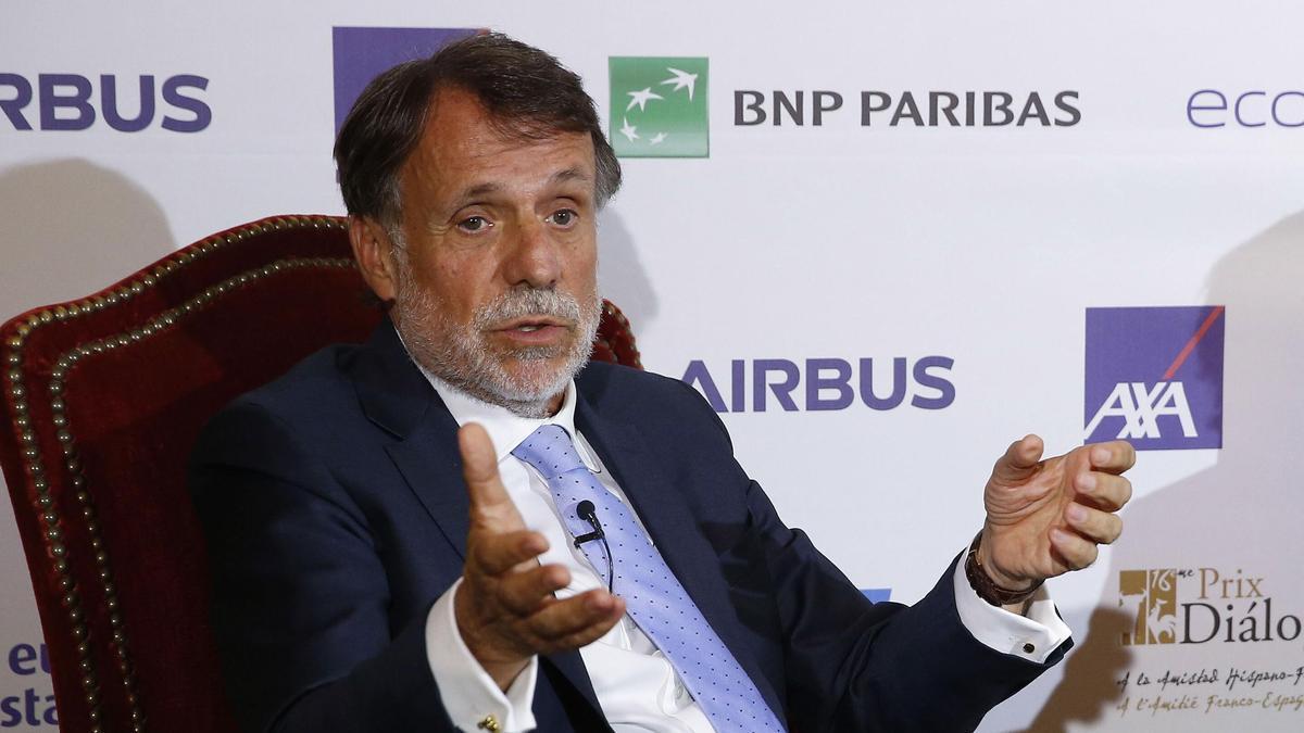 The president of Grupo Planeta, José Creuheras.