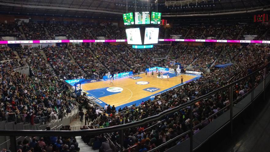 La ACB pretende que haya público en el Carpena y resto de pistas antes del final de la temporada