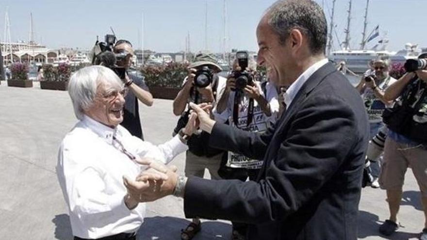 Divuit condemnats per la financiació il·legal de les campanyes del PP valencià