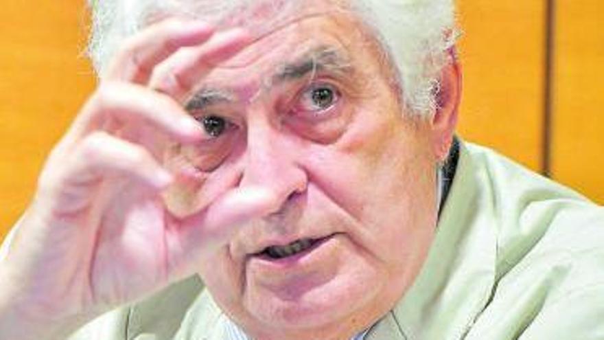 José Luis Curbelo: «La duración de la crisis ha generado un problema de solvencia muy serio»
