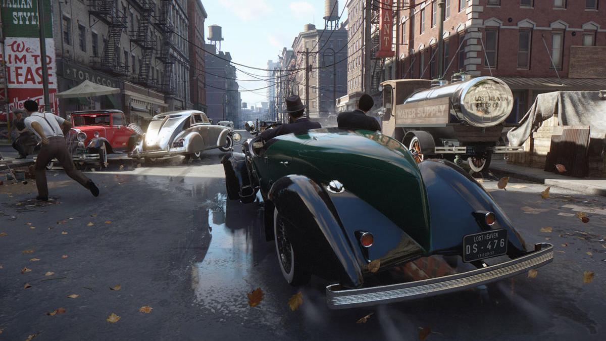 'Mafia: Definitive Edition' se deja ver en su primer gameplay.