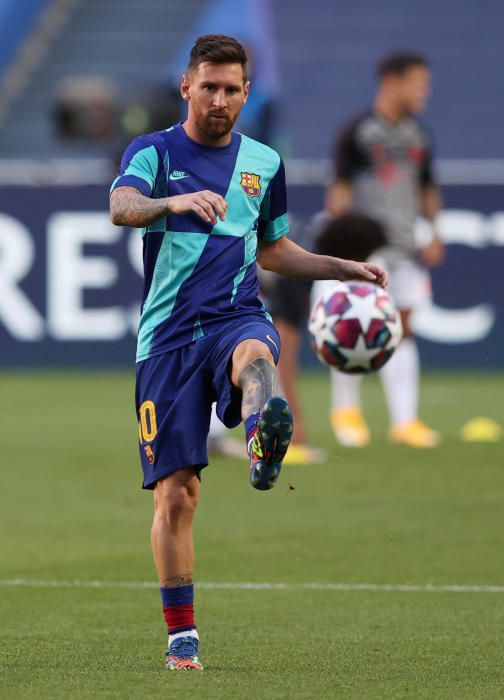 GALERIA | Barça - Bayern de Munic