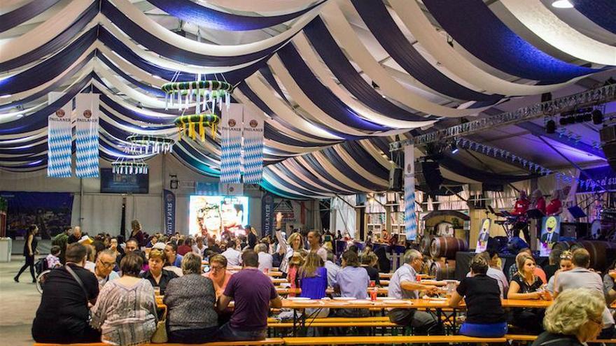 Oktoberfest auf Mallorca: Pueblo Español statt Playa de Palma