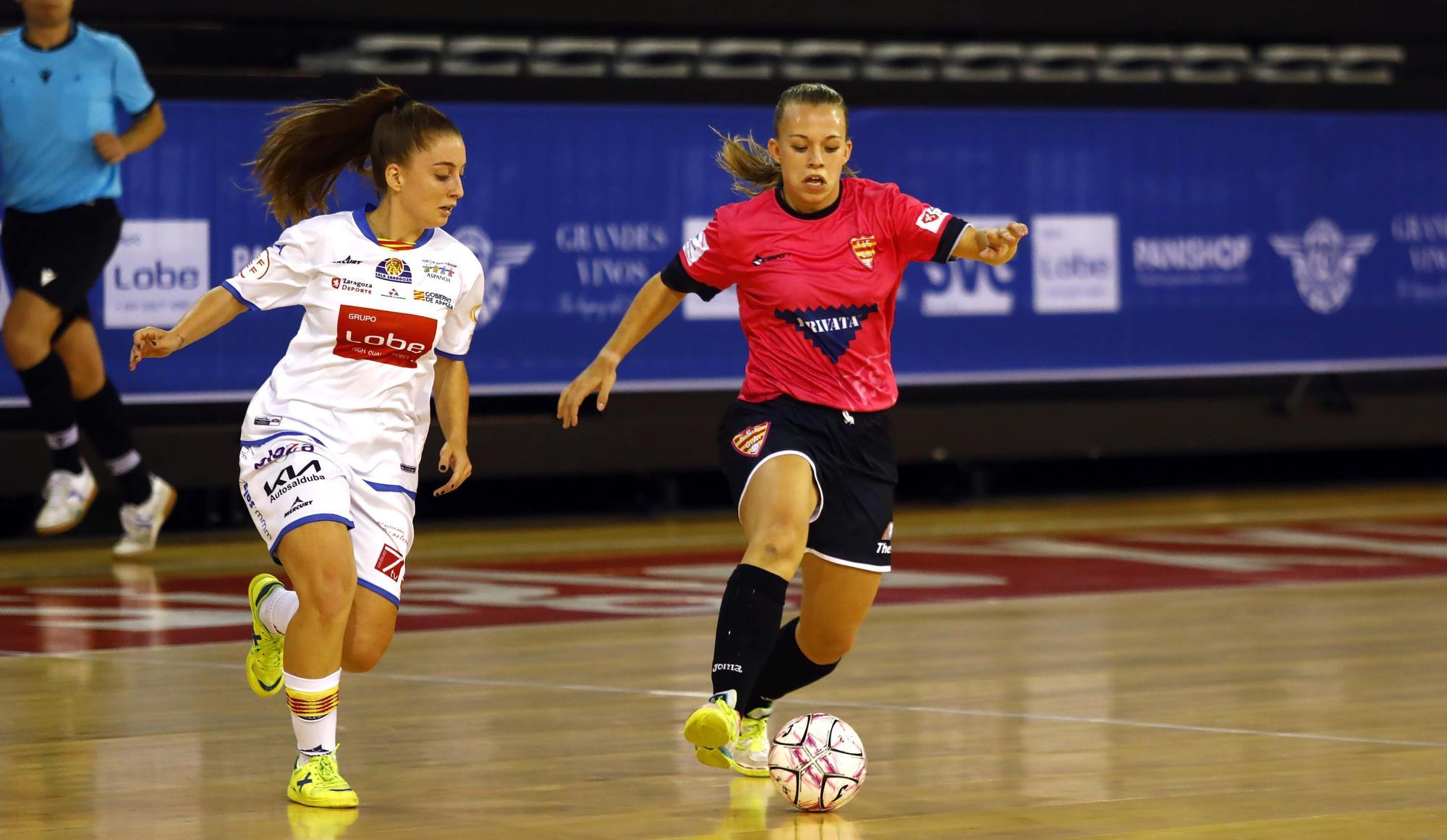 Trofeo Nuestra Señora del Pilar de fútbol sala femenino