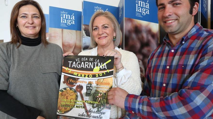 Villanueva del Rosario celebra este sábado su tradicional 'Fiesta de la Tagarnina'