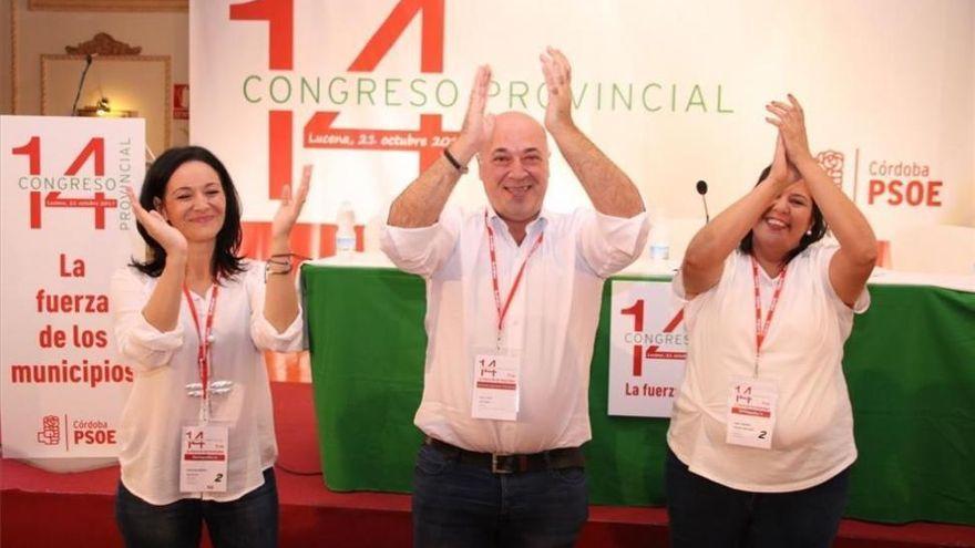 Antonio Ruiz reconoce que no le sorprendería que Rafi Crespín le disputase la secretaría del PSOE en Córdoba
