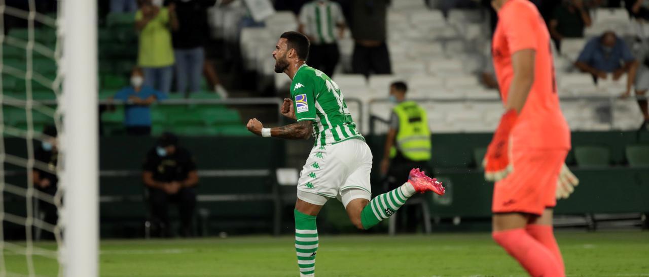 """Willian José: """"No esperaba este inicio en el Betis"""""""