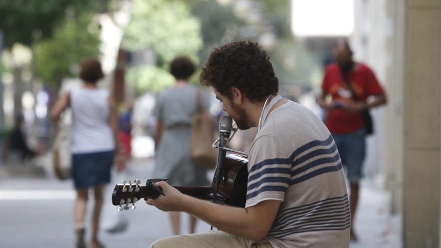 La libertad de tocar en la calle