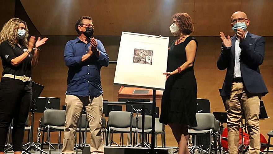La Carxofa d'Alaquàs premia la difusió i la investigació del cant en l'Horta Sud