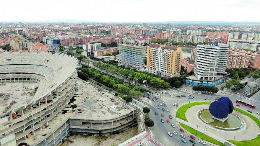 El VCF perderá 58 millones por el deterioro del estadio y la caducidad de la ATE