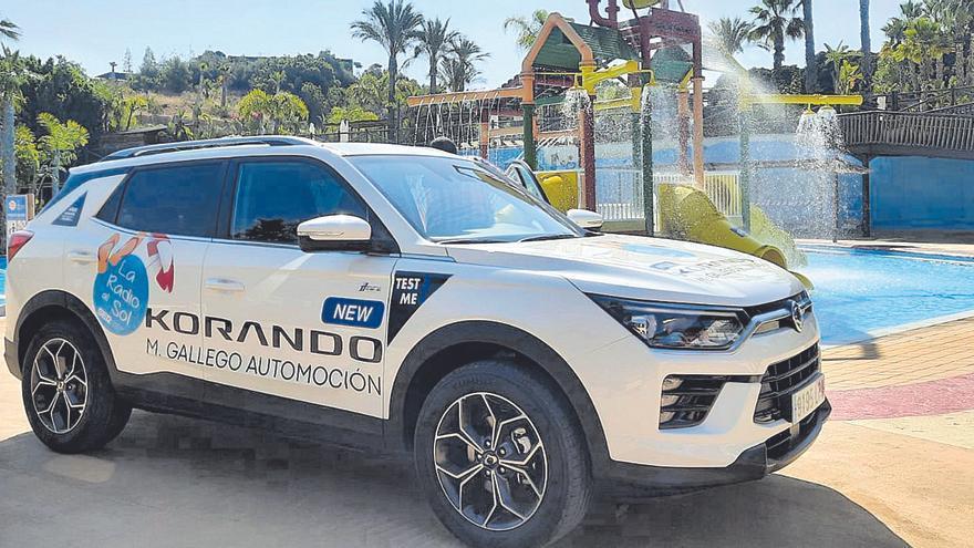 De ruta con el SsangYong Korando de M. Gallego Automoción