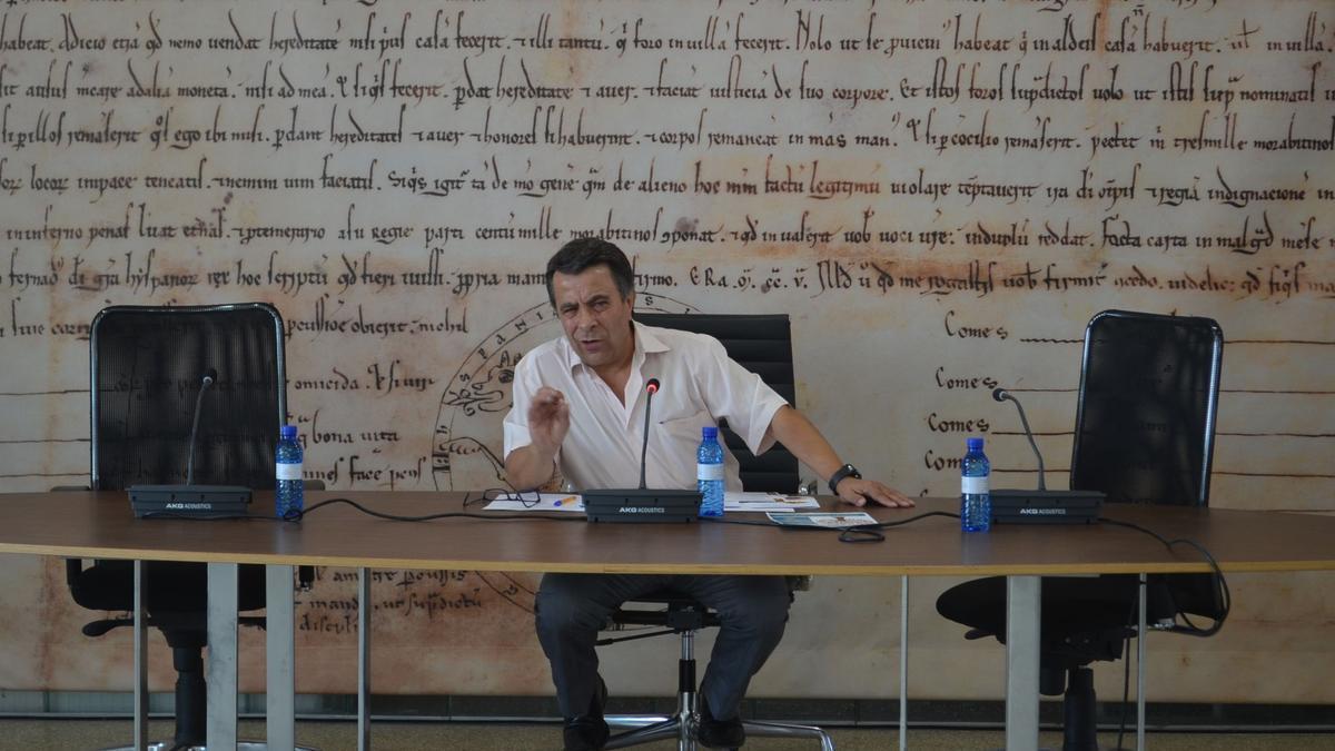 Antonio Vega, concejal de Bienestar Social en Benavente.