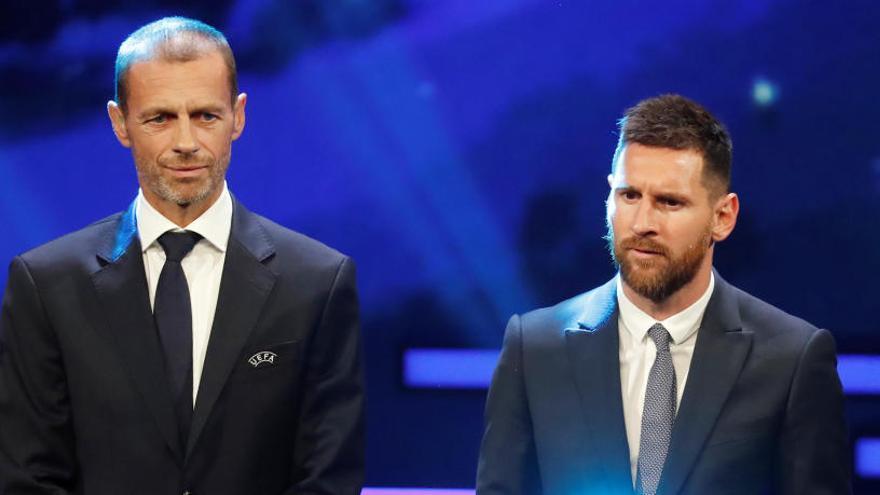 Cristiano, Messi i Van Dijk, finalistes al premi «The Best»