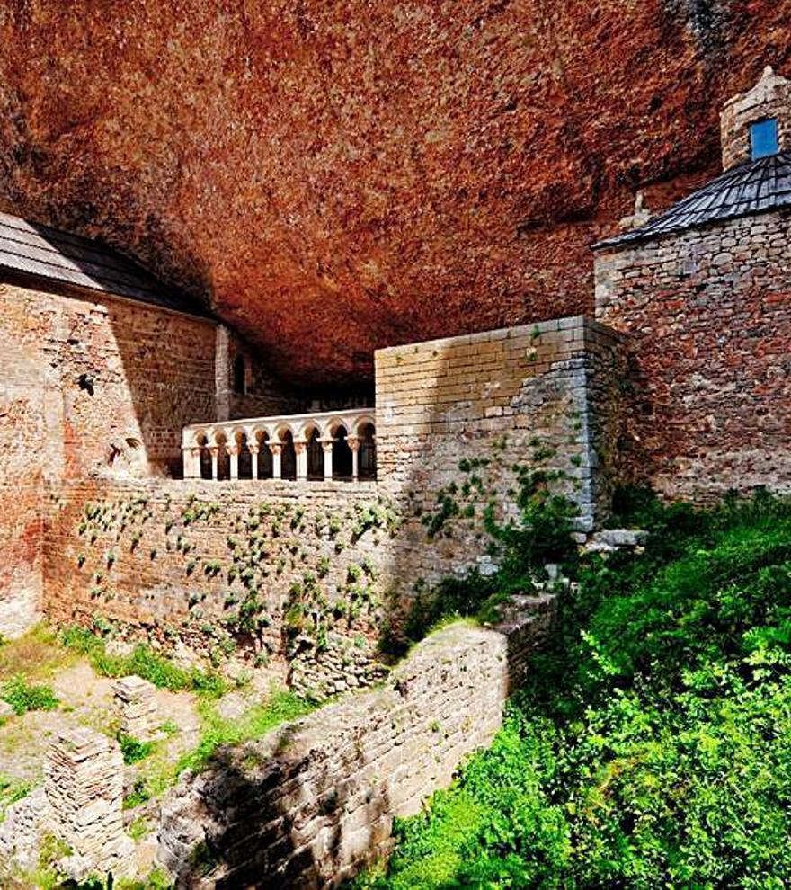 San Juan de la Peña: de leyenda