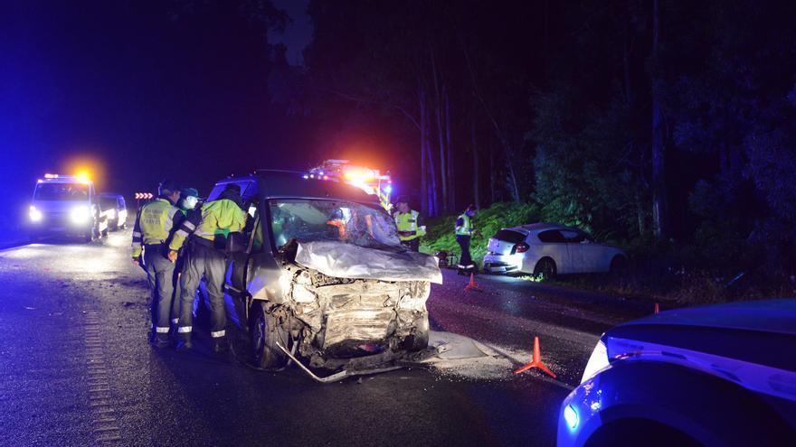 La provincia registra menos accidentes y heridos en las carreteras que en 2020