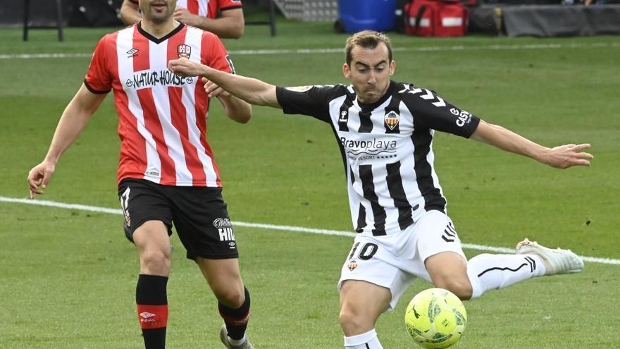 El Castellón confirma la salida de Rubén Díez al Tenerife