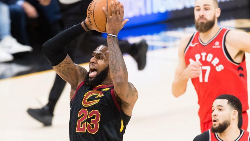 Los Cavaliers de Calderón alcanzan la final del Este tras barrer a los Raptors