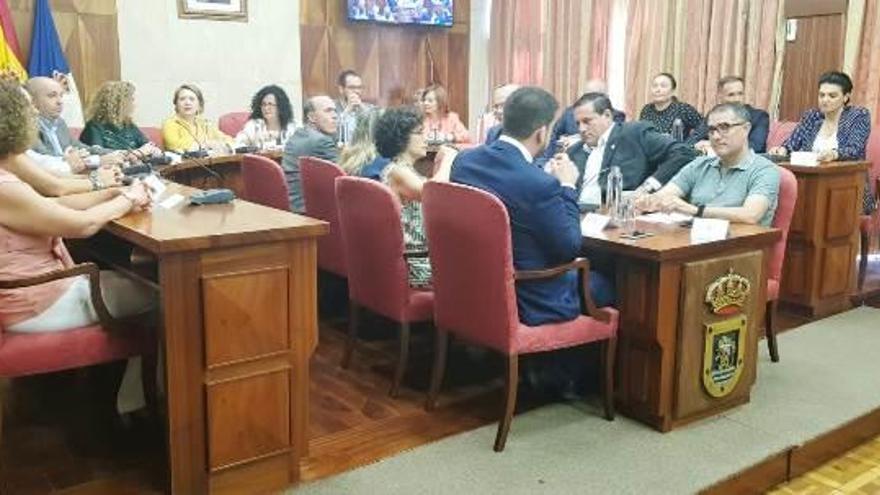 Moción de censura en el Cabildo de La Palma