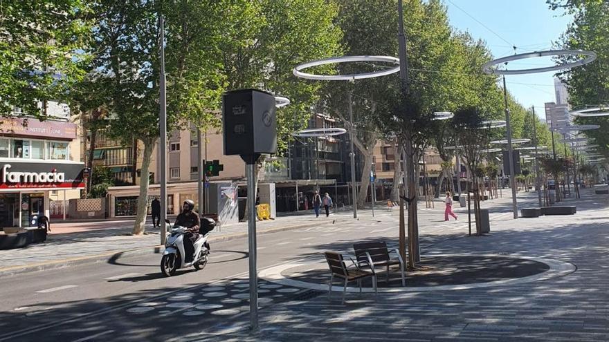 El PSOE de Benidorm pide suspender la puesta en funcionamiento de los radares en varios puntos