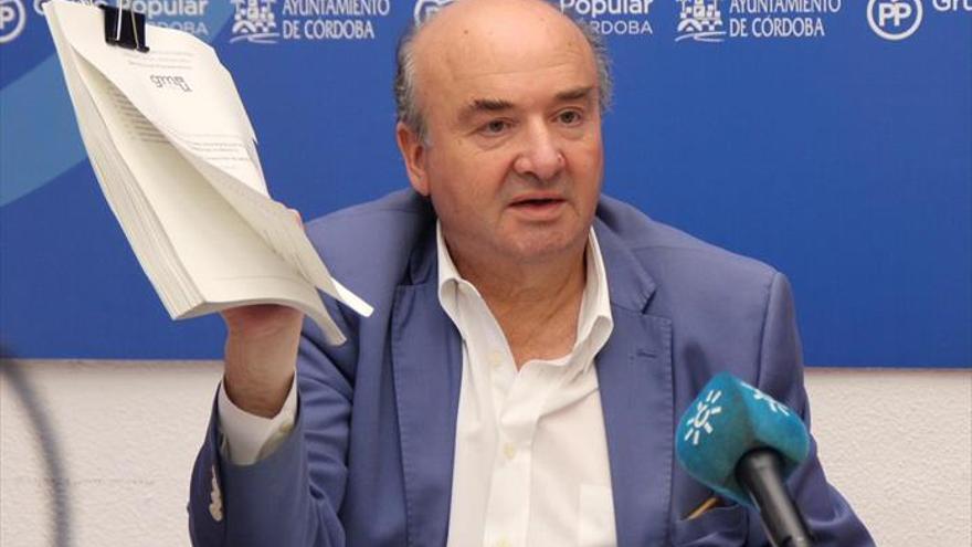 """El PP califica de """"fracaso"""" los planes de vivienda del equipo de gobierno"""