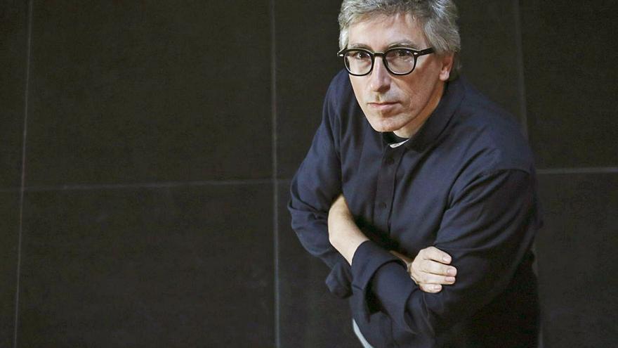 David Trueba: «Hay dos Españas, pero también hay dos EE UU, dos Francias o dos Venezuelas»