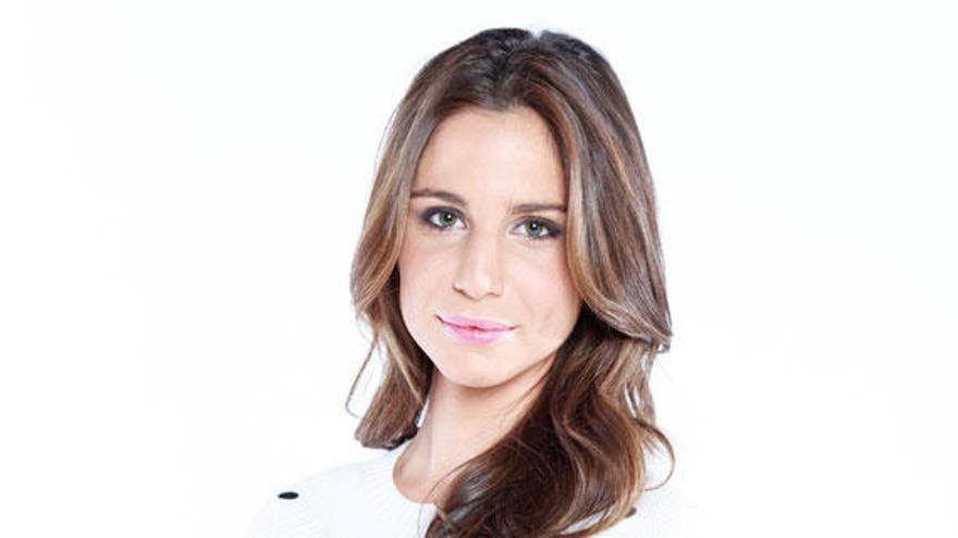 Lucía Villalón, sin miedo a las comparaciones