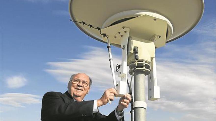 «La estabilidad atmosférica concentra los virus en el aire»