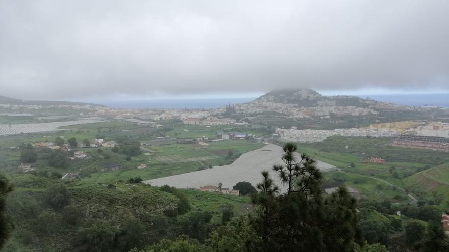 Un domingo con intervalos nubosos en Canarias