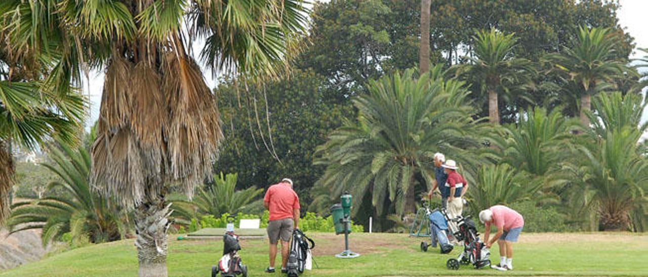 La concesionaria del campo de golf de La Minilla reclama a la ciudad 13 millones