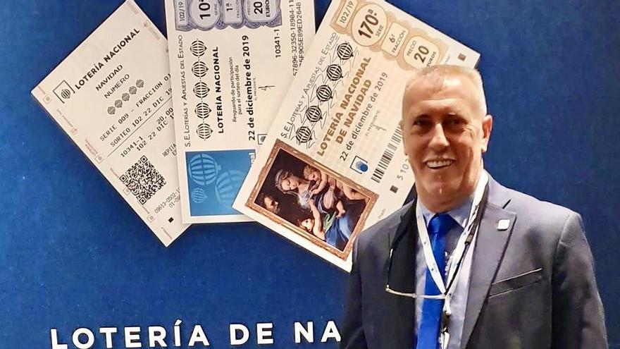 La federación de puntos de venta de lotería renueva su junta directiva
