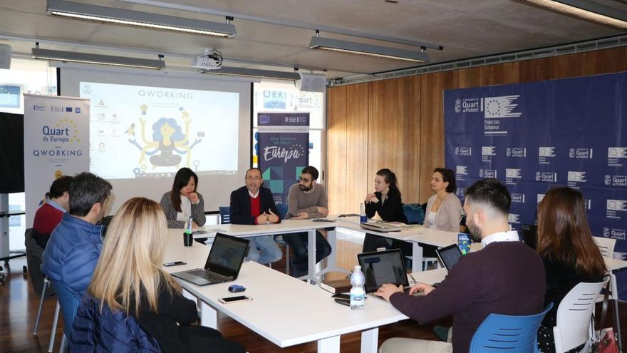 Quart acoge un proyecto europeo por la empleabilidad juvenil