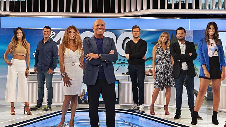 Alfonso Arús vuelve hoy a La Sexta con tres horas y media de programa en directo