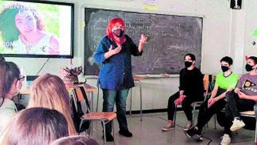 Castellbell i el Vilar estrena una nova activitat d'educació emocional a l'Institut Bages Sud